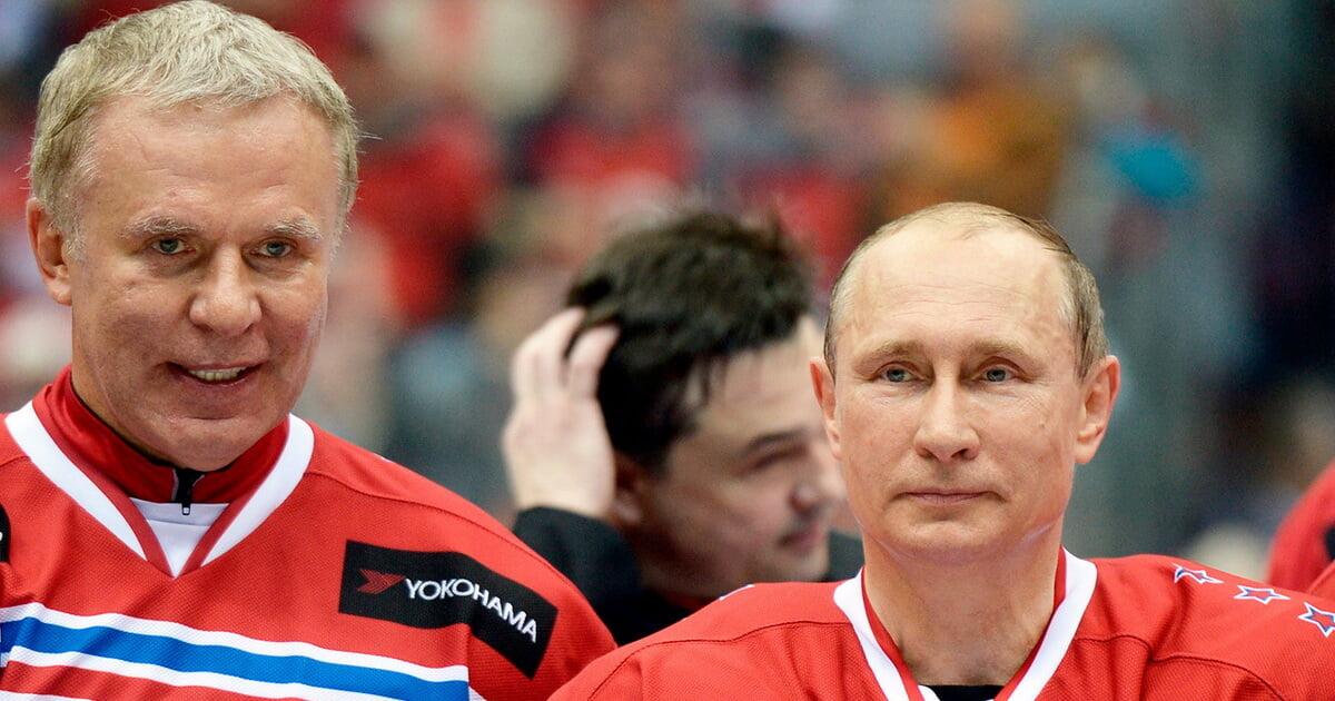 Фетисов о футболе в России: «Надо создать равные условия, как в лигах Америки: нет клубов-олигархов, нельзя купить игрока за деньги»