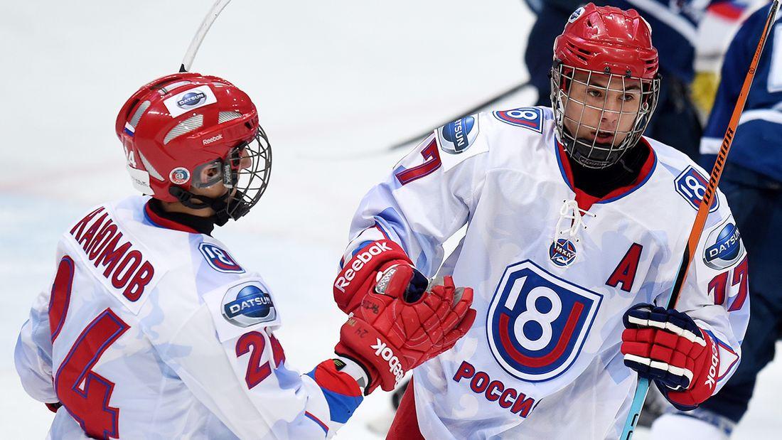 Международный скандал с русскими хоккеистами. Сборную России U18 не пустили в США из-за проваленных допинг-тестов