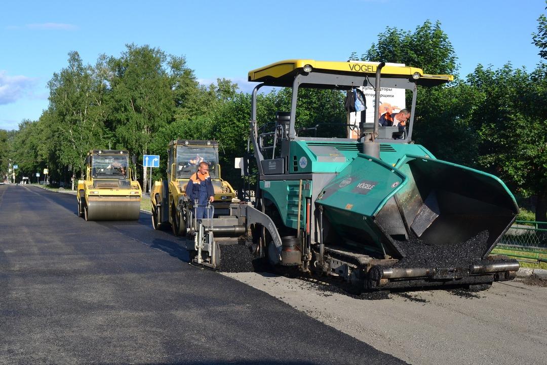 В России заявили об ускорении строительства дорог