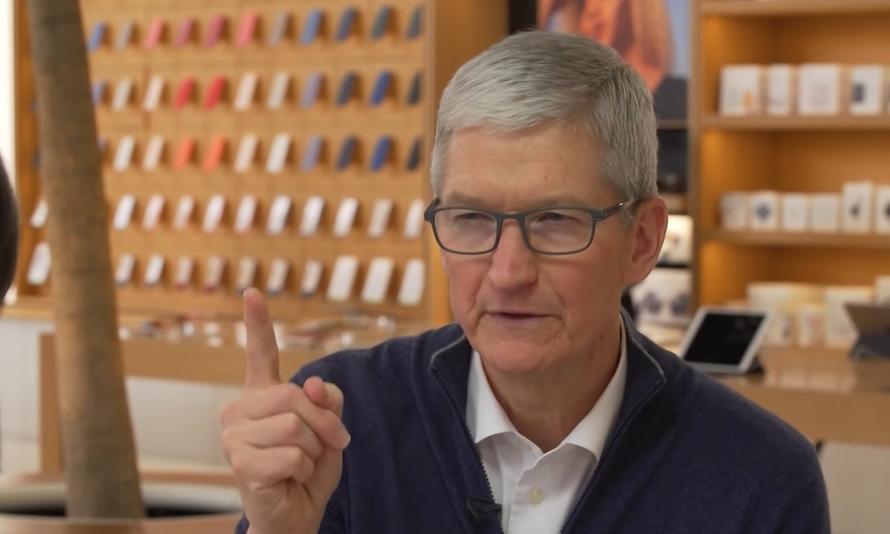 Apple хочет смягчить американский законопроект о принудительном труде в Китае