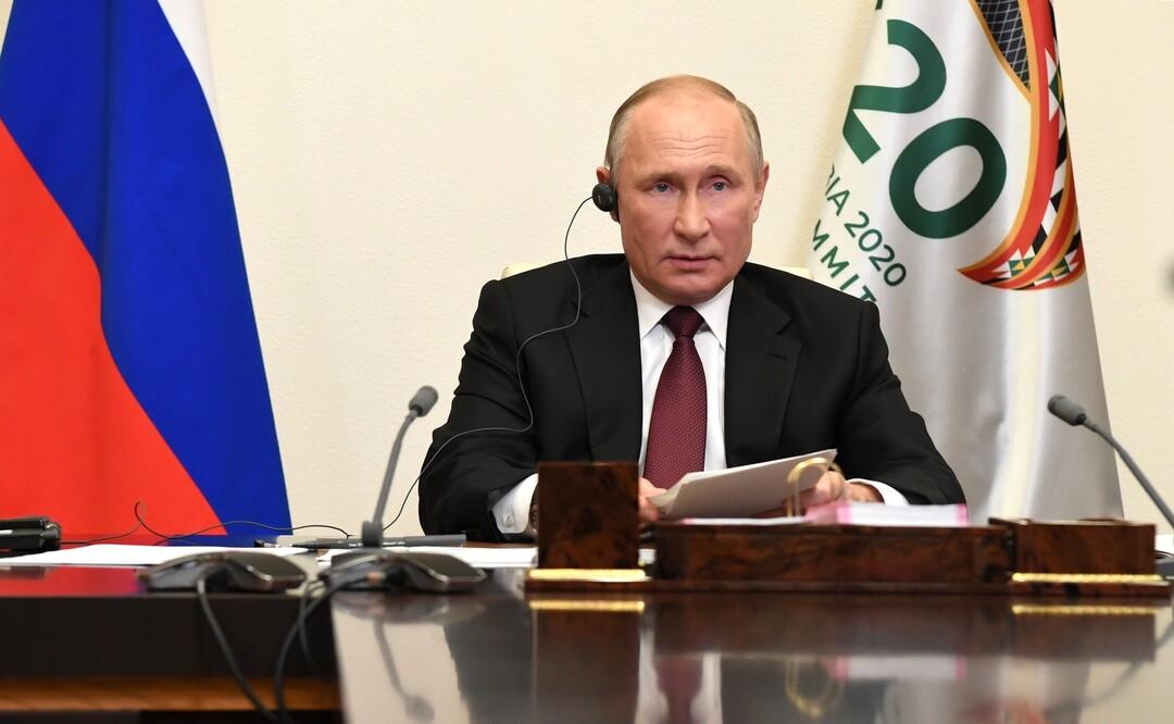 Путин назвал главные риски для мировой экономики