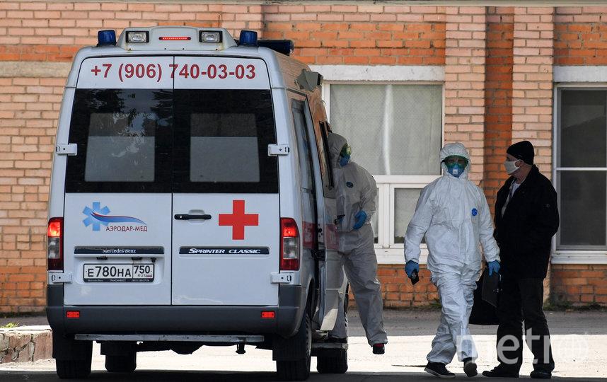 В Москве устоновят памятник медикам, работающим в период пандемии коронавируса