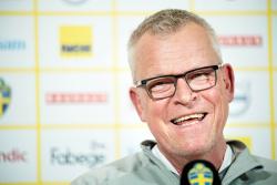 Андерссон: «Мы знали, что Ибрагимович не сыграет на Евро, но я хотел лично удостовериться»