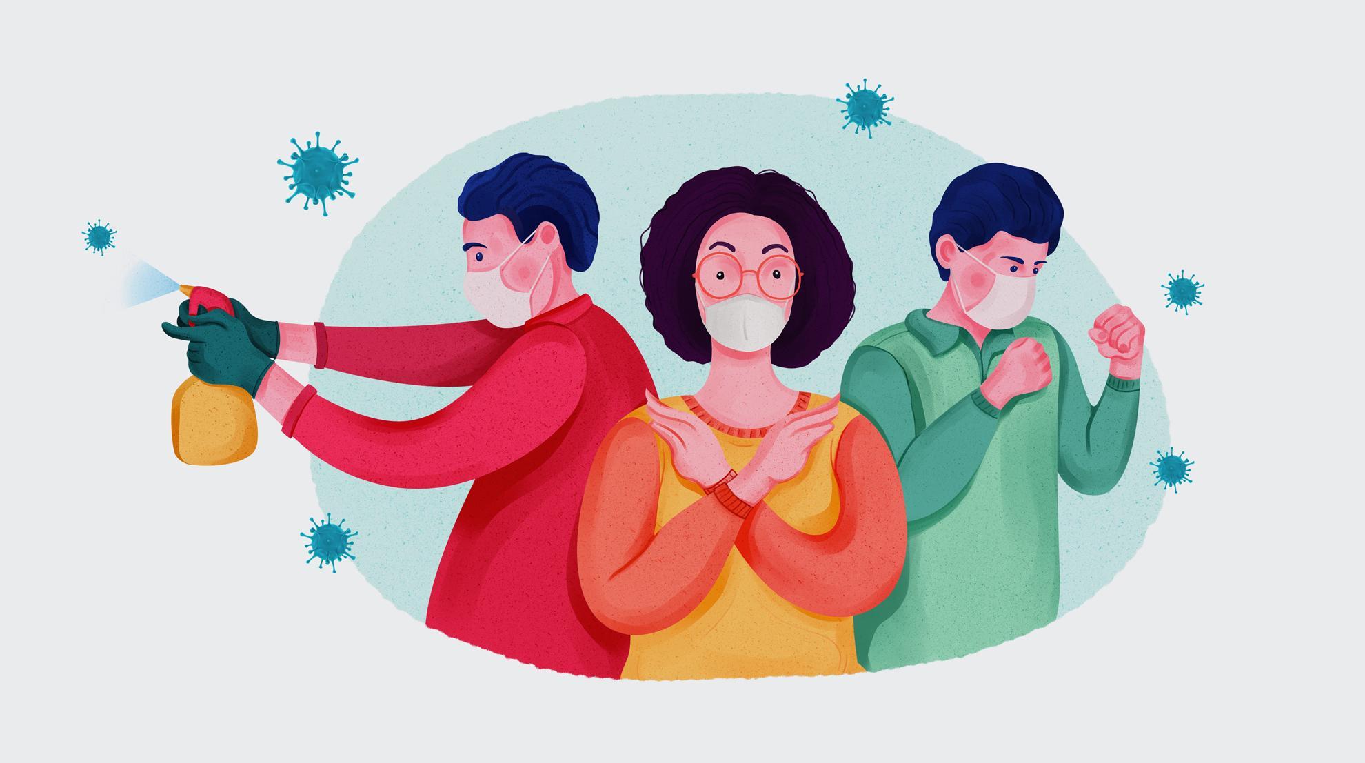 Коронавирус, грипп и ОРВИ объединяются. Чем это грозит и как спастись от всех трёх заболеваний?