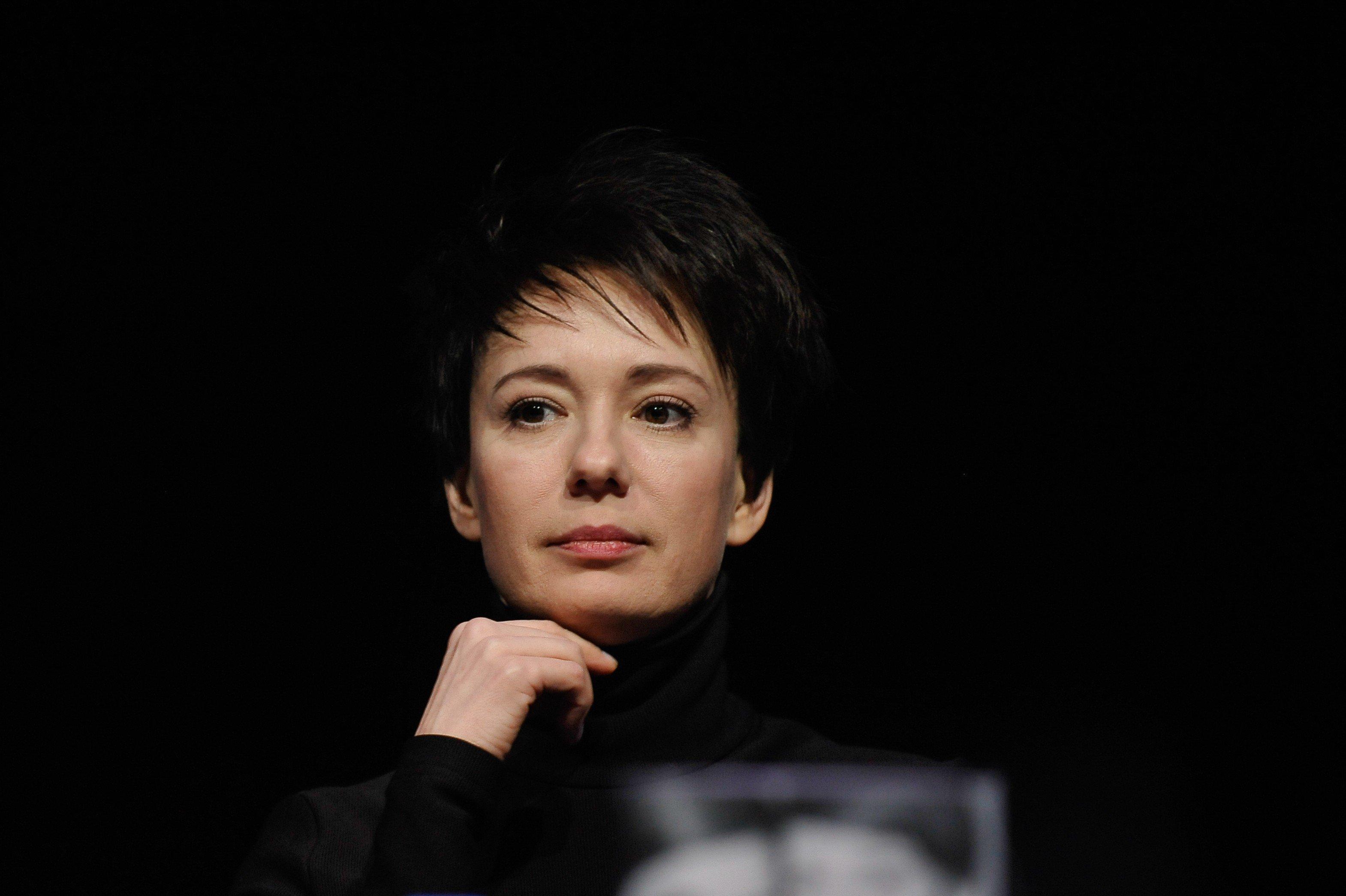 Чулпан Хаматова не увидела в 'Современнике' чудовищной ситуации, из-за которой ушёл Гармаш
