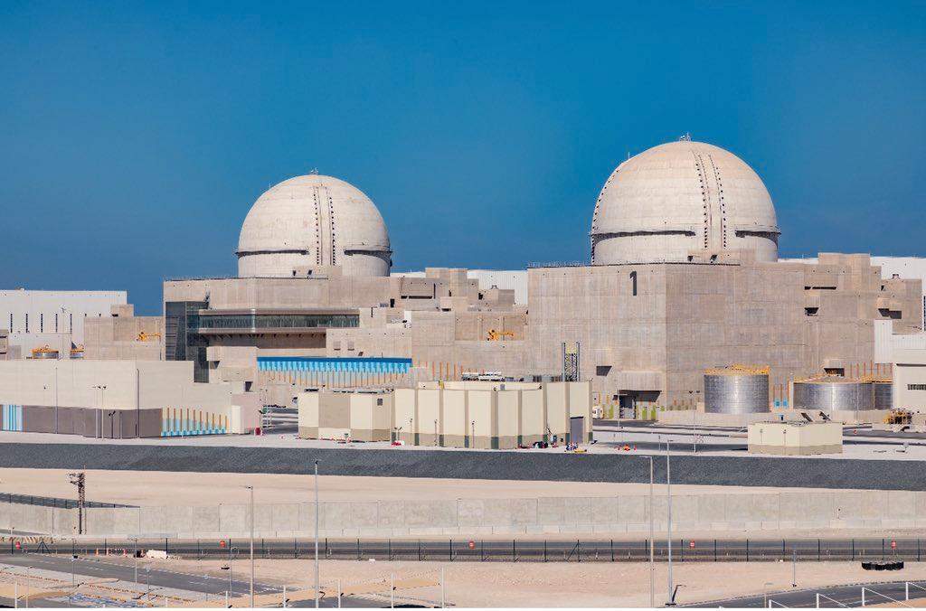 В ОАЭ заработала первая в арабском мире атомная электростанция